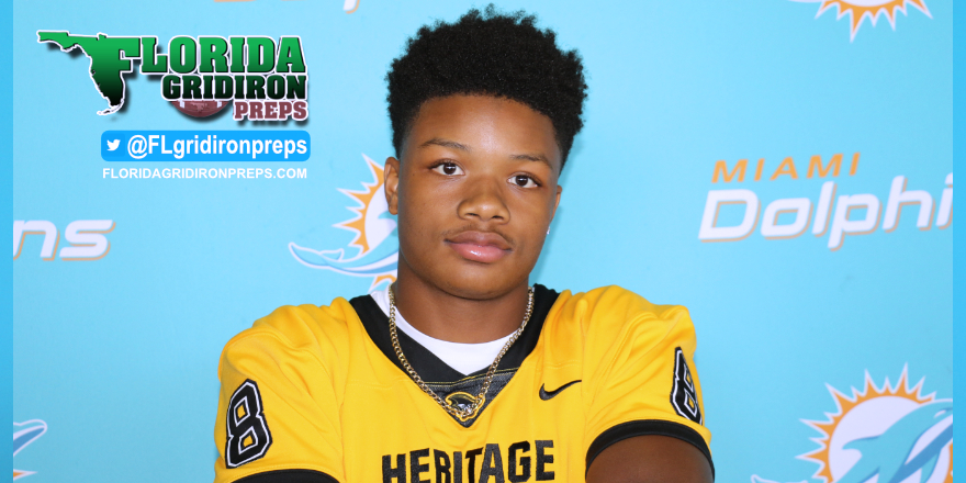 American Heritage CB Tyson Campbell